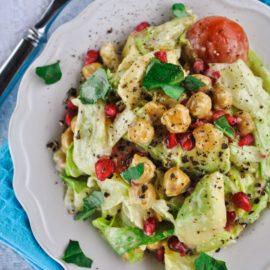 Vegan kook Sandra Vungi